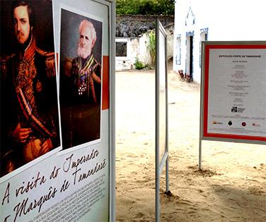 Exposição Tamandaré