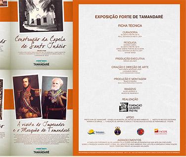 Programa Exposição Tamandaré