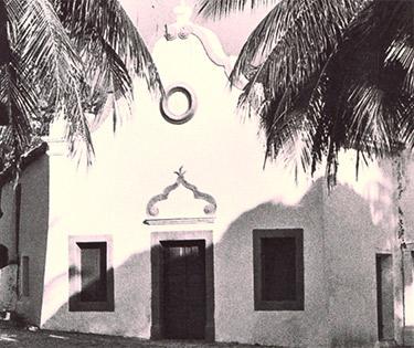 Igreja Tamandaré do Projeto NOSSO FORTE É O PATRIMÔNIO